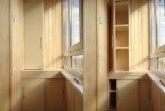 Изготовление балконной мебели