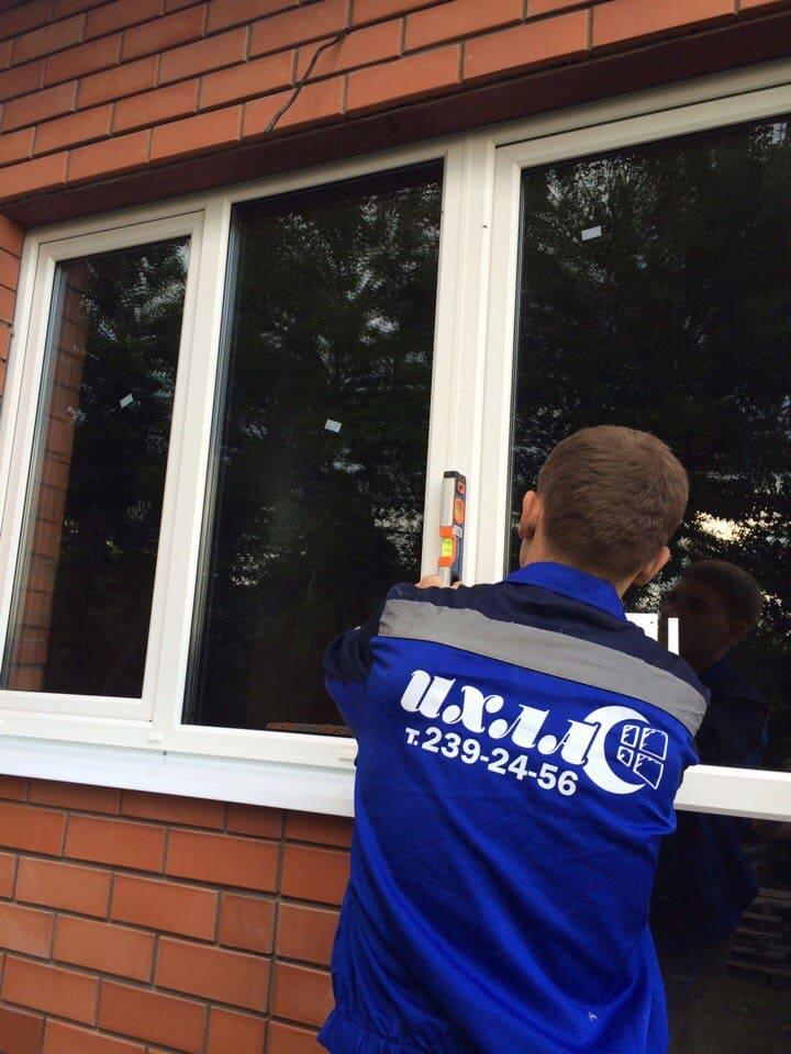 Остекление балконов под ключ - цены в Казани