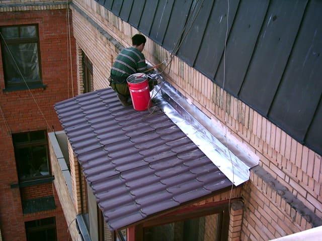 Герметизация балконов недорого